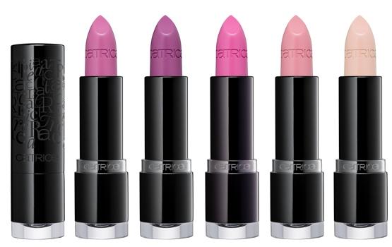 Catrice Une, Deux, Trois Velvet Lip Colour