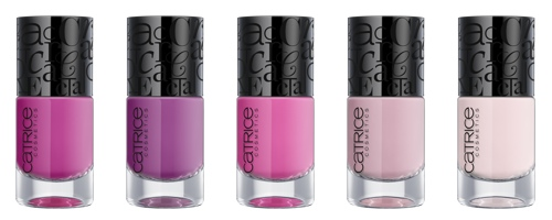 Catrice Une, Deux, Trois Ultimate Nail Lacquer C01 Meet Cherry