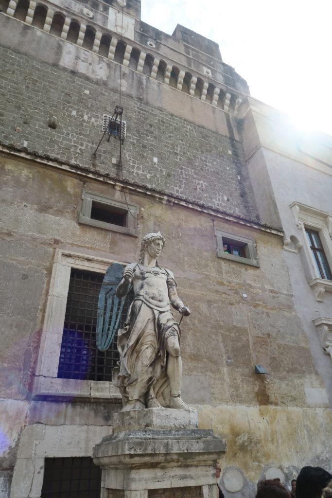 Der Engel von Raffaello da Montelupo