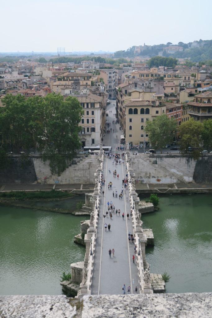 Aussicht Terrazzo dell'Angelo