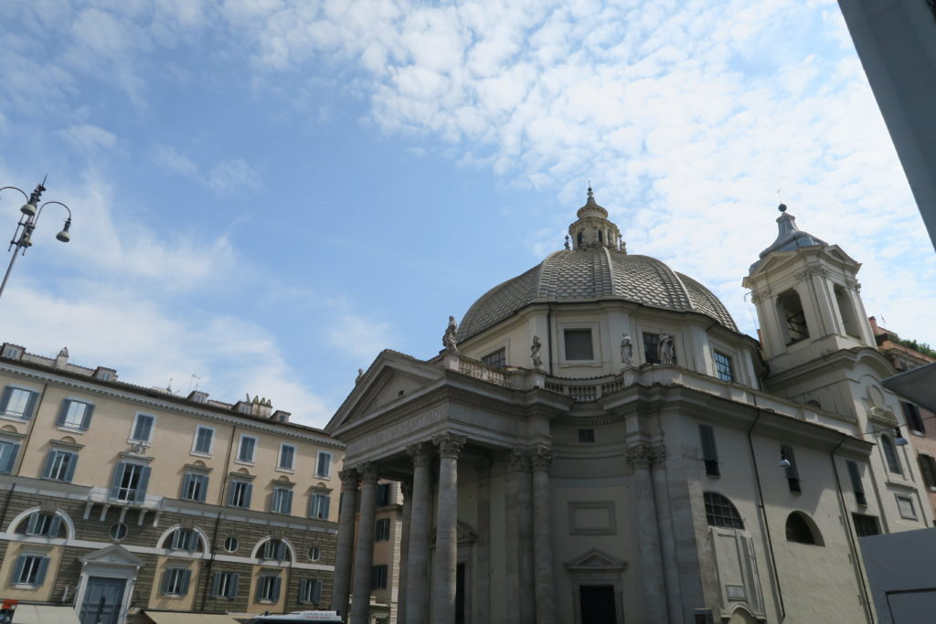 Sanra Maria in Montesanto